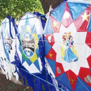 Últimos dias para participar do Festival Binacional de Pandorgas