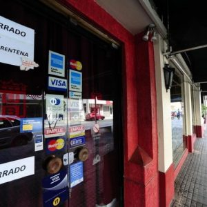 Free Shops continuarão fechados até 30 de abril