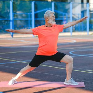 Cerca de 30% das pessoas com mais de 60 anos sofrem com a perda da massa muscular