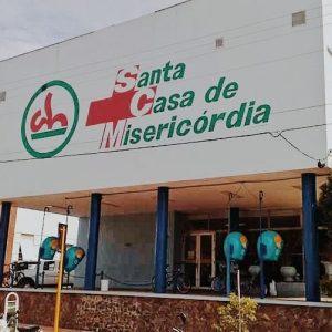 Santa Casa reconquista certificado de prestação de serviços na área da saúde