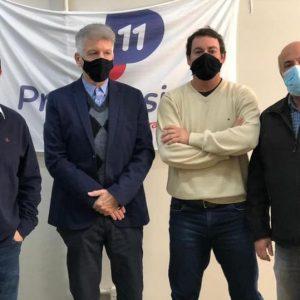Vereadores do Progressistas apresentam demandas de Livramento para o gabinete do deputado Frederico Antunes