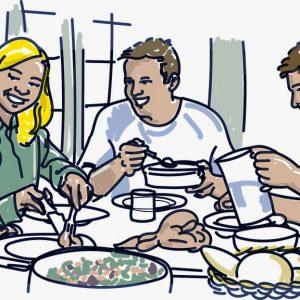 Veja o passo a passo para preparar o melhor almoço em família