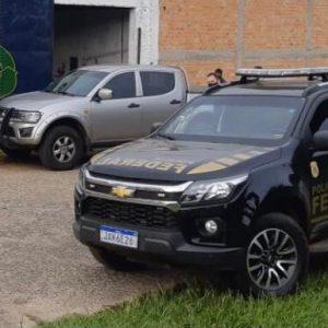 Polícia Federal combate importação ilegal de sucatas do Uruguai para o Brasil