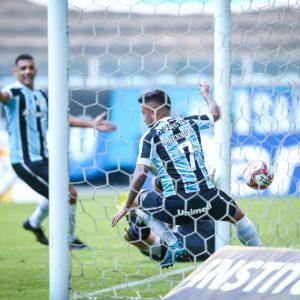 Grêmio vence o Caxias e está na final do Gauchão