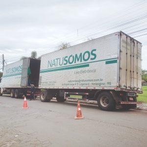 Drive-thru recolheu mais de 13 mil kg de resíduos eletrônicos