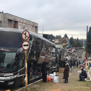 Novo decreto municipal altera lotação de ônibus de turismo