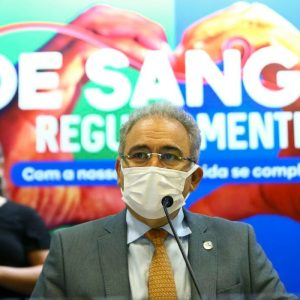 Pandemia diminui doações e deixa estoque de sangue em nível preocupante