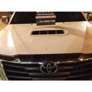 Draco de Uruguaiana prende quadrilha que clonava veículos em Livramento