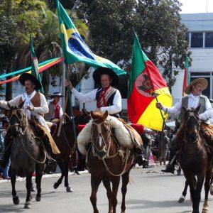 Decreto Municipal regulamenta circulação de cavaleiros pelas ruas centrais