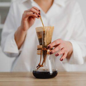 Medidas corretas para preparar café