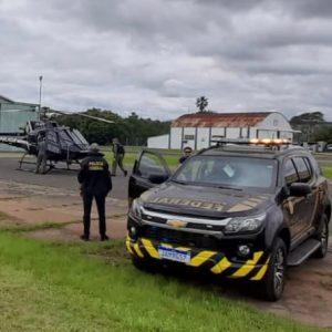 Traficante extraditado do Paraguai é entregue à Polícia Federal