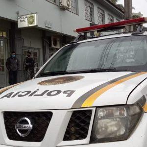 Força Tática prende homem que descumpriu prisão domiciliar